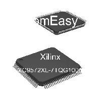 XC9572XL-7TQG100C - Xilinx