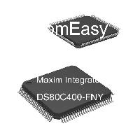 DS80C400-FNY - Maxim Integrated Products
