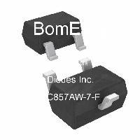 BC857AW-7-F - Zetex / Diodes Inc