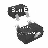 AZ23C5V6W-7-F - Zetex / Diodes Inc - Zener Diodes