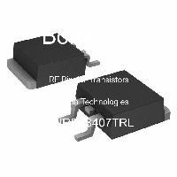 AUIRFS8407TRL - Infineon Technologies AG - RF Bipolar Transistors