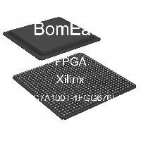 XC7A100T-1FGG676I - Xilinx