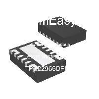 TPS22966DPUR - Texas Instruments