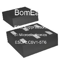 ESDALC6V1-5T6 - STMicroelectronics