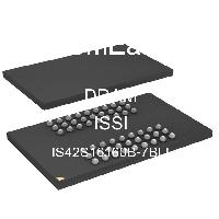 IS42S16160B-7BLI - Integrated Silicon Solution Inc