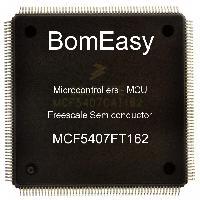 MCF5407FT162 - NXP Semiconductors