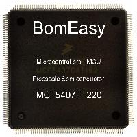 MCF5407FT220 - NXP Semiconductors