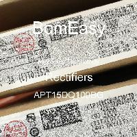 APT15DQ100BG - Microsemi - Rectifiers