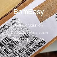 08051C102KAJ4A - AVX Corporation - Multilayer Ceramic Capacitors MLCC - SMD/SMT