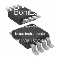 TPS3306-15DGKR - Texas Instruments