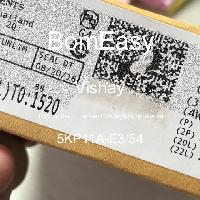 5KP11A-E3/54 - Vishay Intertechnologies - TVS Diodes - Transient Voltage Suppressors