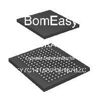 CY7C1418AV18-167BZC - Cypress Semiconductor
