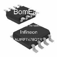 AUIRF7478QTR - Infineon Technologies AG - RF Bipolar Transistors