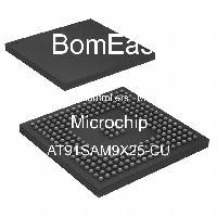 AT91SAM9X25-CU - Microchip Technology Inc