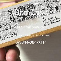 0W344-004-XTP - ON Semiconductor - Bộ xử lý và điều khiển tín hiệu số - DSP
