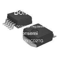 LM2931CD2TG - ON Semiconductor