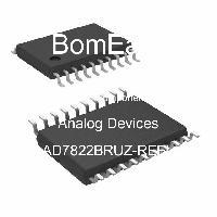 AD7822BRUZ-REEL - Analog Devices Inc