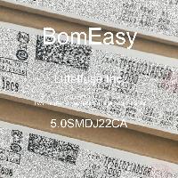 5.0SMDJ22CA - Littelfuse Inc - Điốt TVS - Ức chế điện áp thoáng qua