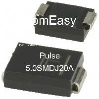 5.0SMDJ20A - Littelfuse Inc - Điốt TVS - Ức chế điện áp thoáng qua