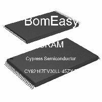 CY62167EV30LL-45ZXIT - Cypress Semiconductor