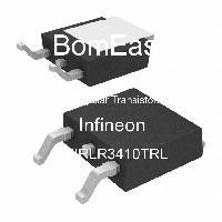 AUIRLR3410TRL - Infineon Technologies AG - RF Bipolar Transistors