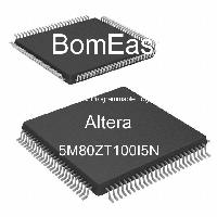 5M80ZT100I5N - Altera Corporation - CPLD - Complex Programmable Logic Devices