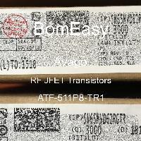 ATF-511P8-TR1 - Broadcom Limited - RF JFET Transistors