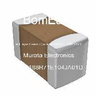 GRM188R71E104JA01D - Murata Manufacturing Co Ltd