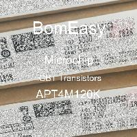 APT4M120K - Microsemi - IGBT Transistors