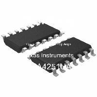 OPA4251UA - Texas Instruments