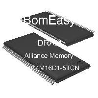 AS4C4M16D1-5TCN - Alliance Memory Inc