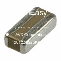 0612ZC225KAJ2A - AVX Corporation - Multilayer Ceramic Capacitors MLCC - SMD/SMT