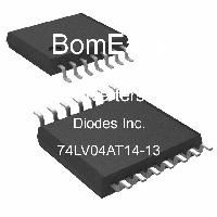 74LV04AT14-13 - Diodes Incorporated