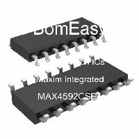 MAX4592CSE+ - Maxim Integrated Products