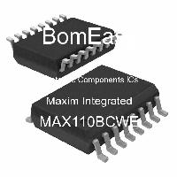 MAX110BCWE - Maxim Integrated Products