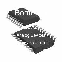 ADG467BRZ-REEL - Analog Devices Inc - TVS Diodes - Transient Voltage Suppressors