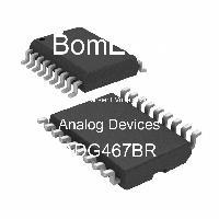 ADG467BR - Analog Devices Inc - TVS Diodes - Transient Voltage Suppressors