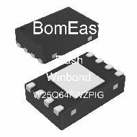W25Q64FWZPIG - Winbond Electronics Corp