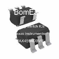 MAX4594DBVR - Texas Instruments