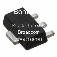 ATF-50189-TR1 - Broadcom Limited - RF JFET Transistors