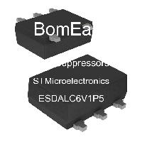 ESDALC6V1P5 - STMicroelectronics