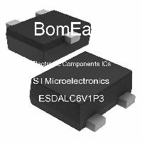 ESDALC6V1P3 - STMicroelectronics