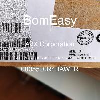 08055J0R4BAWTR - AVX Corporation - Multilayer Ceramic Capacitors MLCC - SMD/SMT