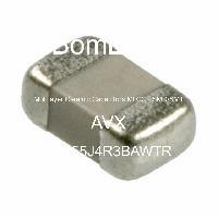 08055J4R3BAWTR - AVX Corporation - Multilayer Ceramic Capacitors MLCC - SMD/SMT