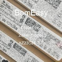 AZ23C24-7-F - Zetex / Diodes Inc - Zener Diodes