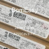 AZ23C3V3-7-F - Diodes Incorporated - Zener Diodes