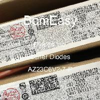 AZ23C6V2-7-F - Zetex / Diodes Inc - Zener Diodes