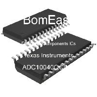 ADC10040QCIMT - Texas Instruments