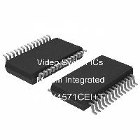 MAX4571CEI+T - Maxim Integrated Products