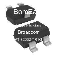 AT-32032-TR1G - Broadcom Limited - RF Bipolar Transistors
